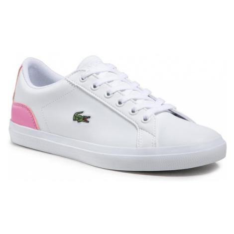 Lacoste Sneakersy Lerond 0120 1 Cuj 7-40CUJ00131Y9 Biały