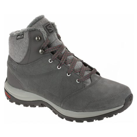 buty Salomon Ellipse Freeze CS WP - Magnet/Quiet Shade/Hibiscus