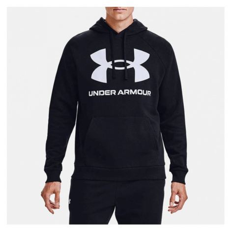 Bluza męska Under Armour Rival Fleece Big Logo Hoodie 1357093 001