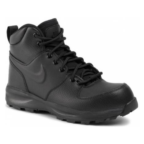Nike Buty Manoa Ltr (Gs) BQ5372 001 Czarny
