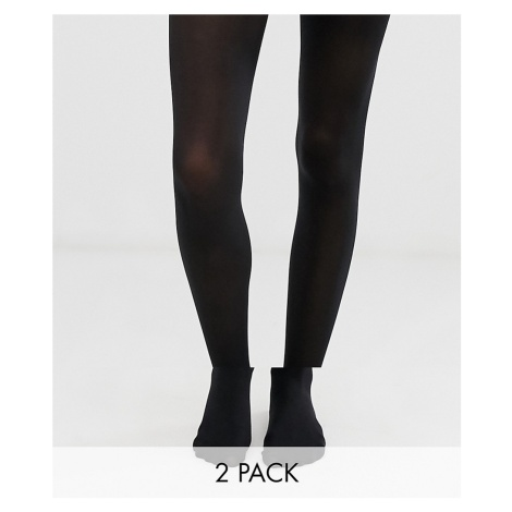 Gipsy 60 denier 2 pack tights