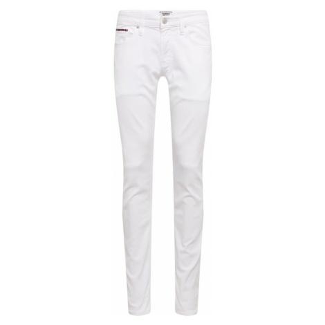 Tommy Jeans Jeansy biały denim Tommy Hilfiger
