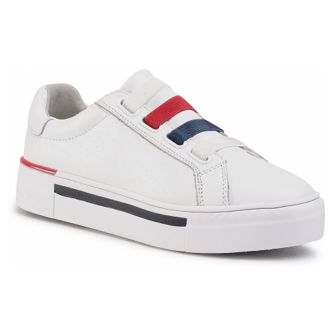 Sneakersy TAMARIS - 1-23795-34 White Comb 197