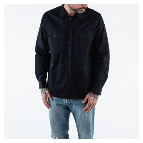 Koszula męska Wood Wood Avenir Shirt 12035311-5232 BLACK