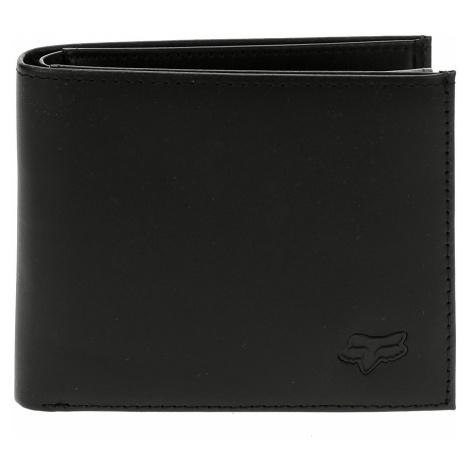 portmonetka Fox Bifold Leather - Black