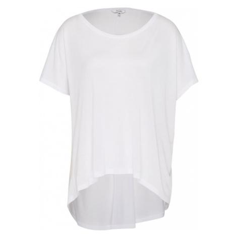 Mbym Koszulka oversize 'Proud' biały