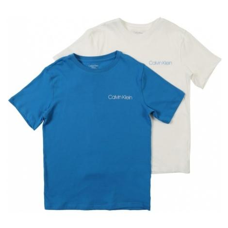 Calvin Klein Underwear Podkoszulka królewski błękit / biały