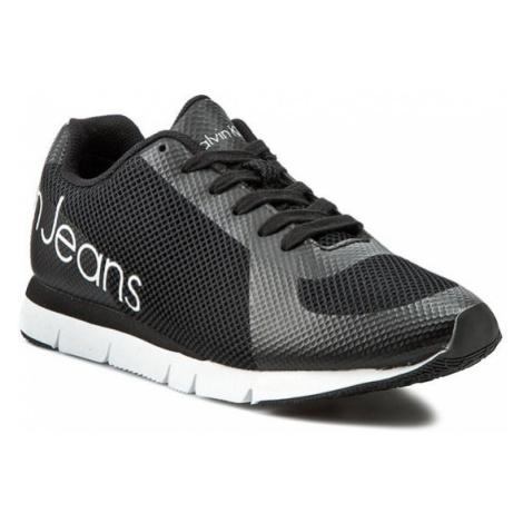 Calvin Klein Jeans Sneakersy Jack SE8526 Czarny