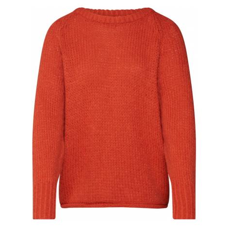 ONLY Sweter pomarańczowy