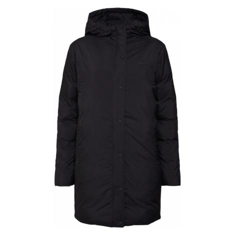 LACOSTE Płaszcz przejściowy 'Blouson' czarny