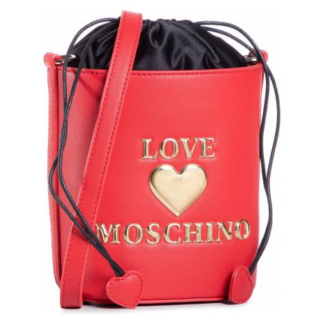 Torebka LOVE MOSCHINO - JC4037PP1BLE0500 Rosso