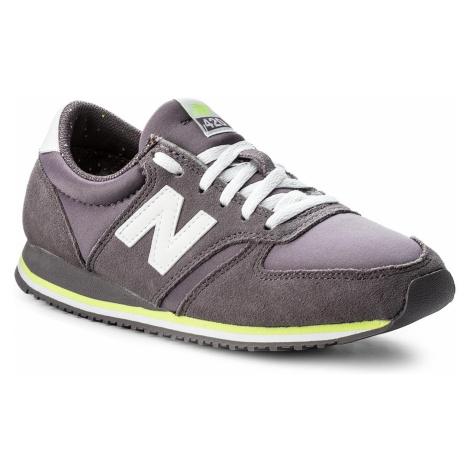 Sneakersy NEW BALANCE - WL420TMA Fioletowy