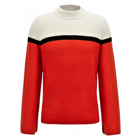 Maglione righe grosse colletto Issamay - 50391779 Hugo Boss