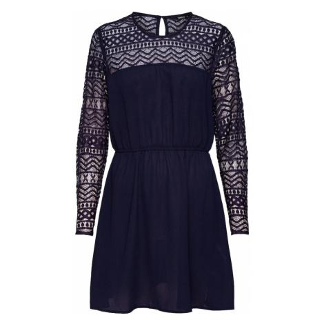 ONLY Sukienka 'ONLDEMI' niebieska noc