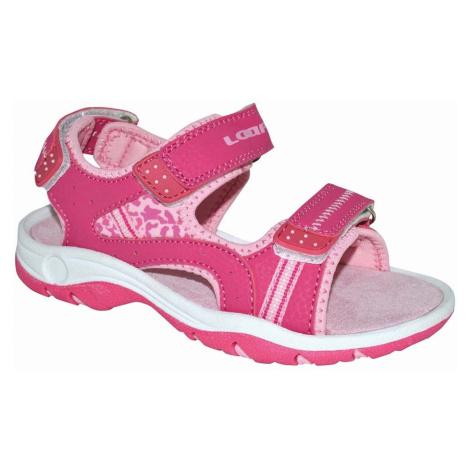 COPASA children's sandały różowe LOAP