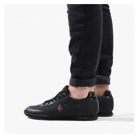 Buty męskie sneakersy Le Coq Sportif Racerone Black 1720264