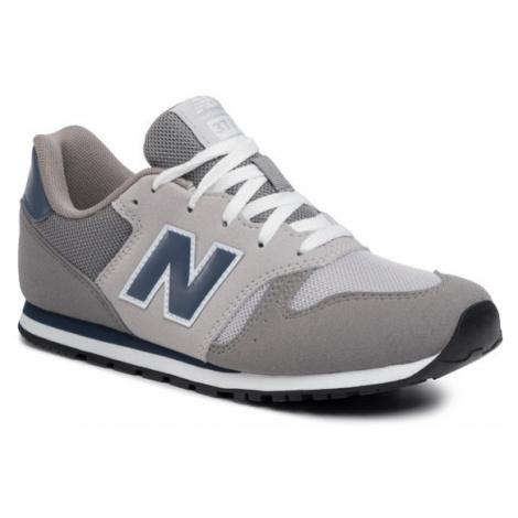 New Balance Sneakersy YC373KG Szary