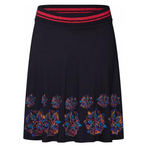 Desigual Spódnica 'LOUISE' mieszane kolory / czarny