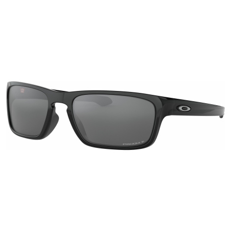 okulary Oakley Sliver Stealth - Polished Black/Prizm Black Polarized