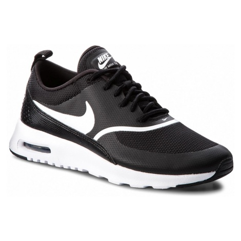 Buty NIKE - Air Max Thea 599409 028 Black/White