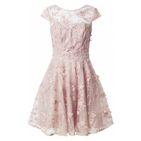 Chi Chi London Sukienka koktajlowa 'Anna-Star' różowy pudrowy