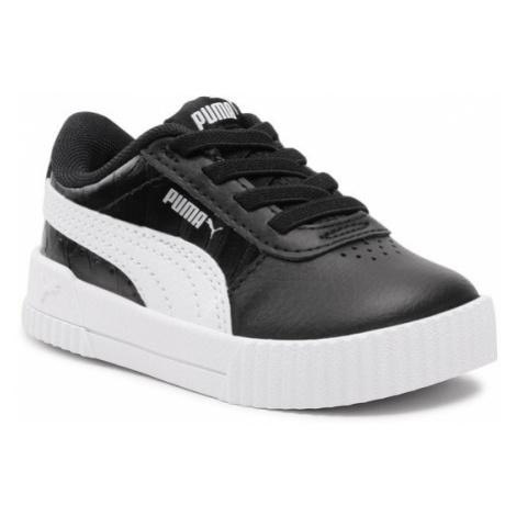 Puma Sneakersy Carina Snake Ac Inf 373666 02 Czarny