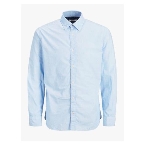 "Jack & Jones ""Eplain Poplin Shirt"" Cashmere Blue"