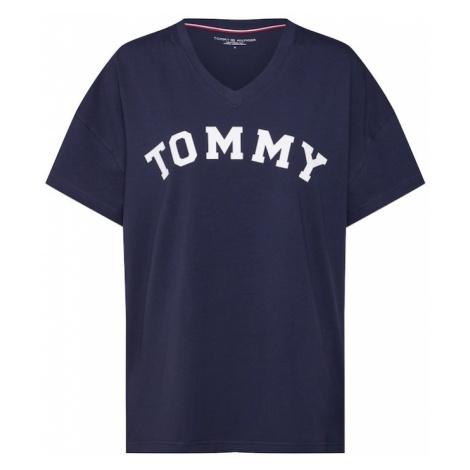 Tommy Hilfiger Underwear Koszulka do spania ciemny niebieski