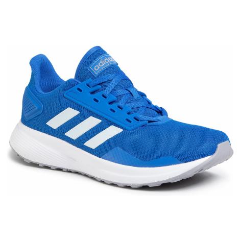 Buty adidas - Duramo 9 EG8664 Globlu/Skytin/Ftwwht