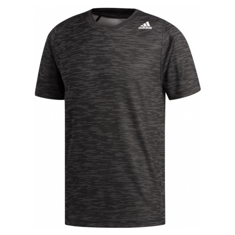 Adidas Frelift_Tech Fitted Striped Heather Tee (DW9818)