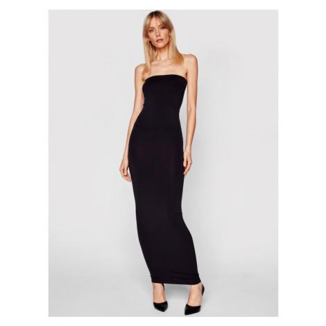 Wolford Sukienka wieczorowa Fatal 50706 Czarny Slim Fit