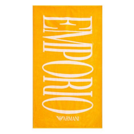 Emporio Armani Ręcznik 262518 1P339 03862 Żółty