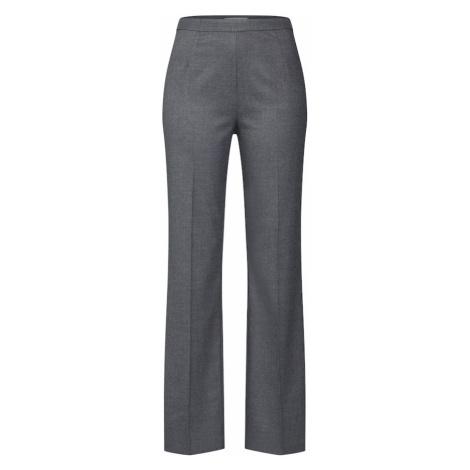 EDITED Spodnie w kant 'Candia' ciemnoszary