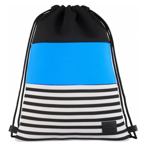 Johnny Urban Plecak na sznurkach 'Ava' niebieski / czarny