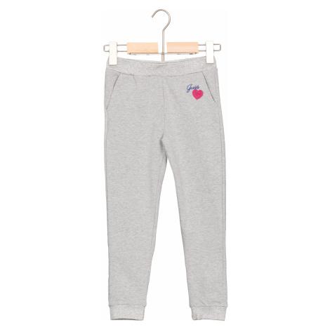 Guess Spodnie dresowe dziecięce Szary