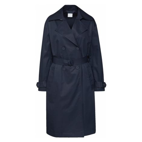 BOSS Płaszcz przejściowy 'Oribu' niebieski Hugo Boss