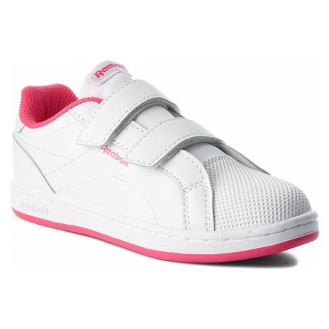 Buty Reebok - Royal Comp Cln 2V CN4831 White/Twisted Pink