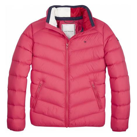 Dziewczęce kurtki, płaszcze i kożuchy Tommy Hilfiger