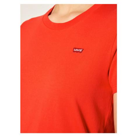 Levi's® T-Shirt The Perfect Tee 39185-0100 Czerwony Regular Fit Levi´s
