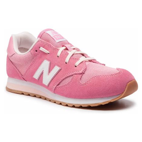 Sneakersy NEW BALANCE - YC520PP Różowy