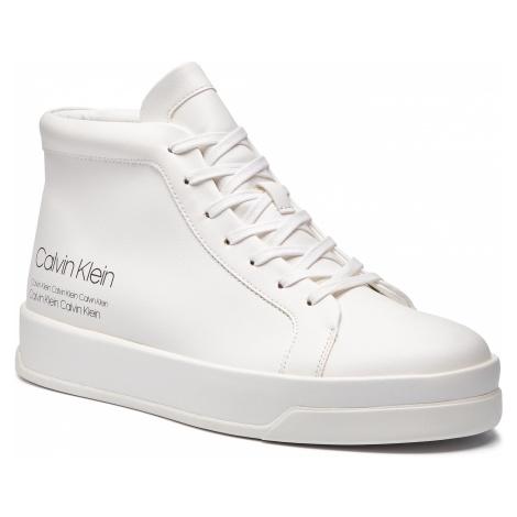 Sneakersy CALVIN KLEIN - Fergusto F1283 White