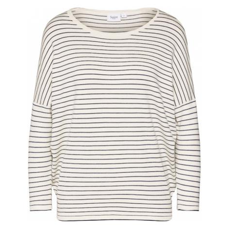 SAINT TROPEZ Sweter niebieski / beżowy