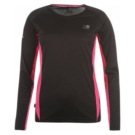 Karrimor Long Sleeve Running T Shirt Ladies