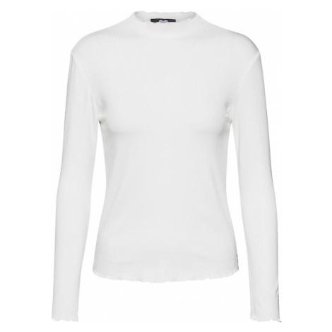 CATWALK JUNKIE Koszulka 'LS KATE' biały