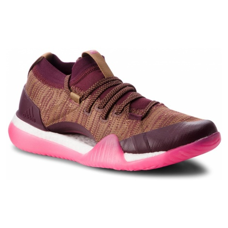Buty adidas - PureBoost X Trainer 3.0 DA8968 Ngtred/Rawdes/Shopnk