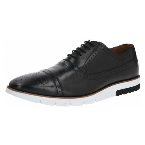 Gordon & Bros Buty sznurowane 'XL-CITY' czarny