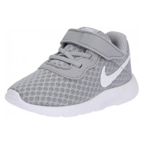 Nike Sportswear Trampki 'Tanjun Toddler' szary / biały