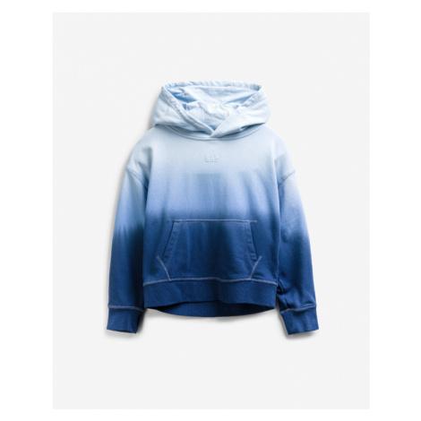 GAP Tie-Dye Bluza dziecięca Niebieski