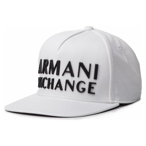 Czapka z daszkiem ARMANI EXCHANGE - 954100 9P153 00010 White