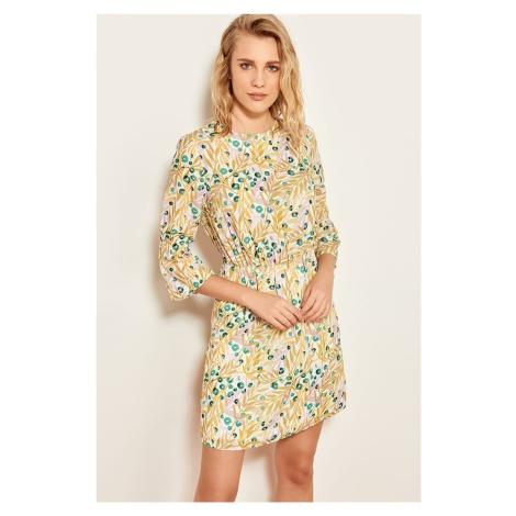 Trendyol Multicolored Elastic Dress